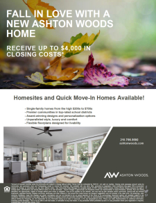 Let Your Clients Fall in Love with an Ashton Woods Home!