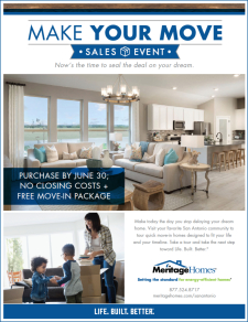 Make Your Move Sales Event!