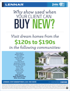 New Affordable Communities starting from $120s-$190s