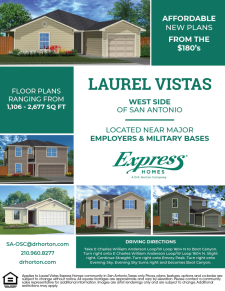 New Plans, Lower Pricing at Laurel Vistas