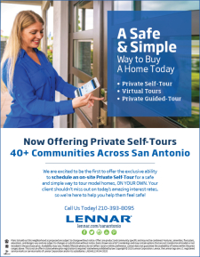 Now Offering Private Self Tours!