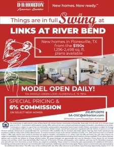Now Selling in The Links at River Bend!