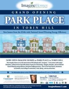 Park Place in Tobin Hill Grand Opening!