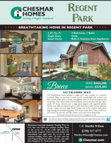 Price Reduction on This Breathtaking Home at Regent Park