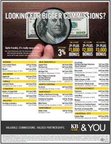 Sell More Houses, Get More Bonuses!