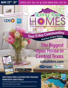 Spring Tour of Homes 🌸