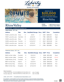 Summer Days Sales Event - Up To $20,000 in Incentives!*