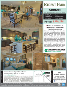 Unbelievable Price on Our Best Selling 1 Story Floor Plan!