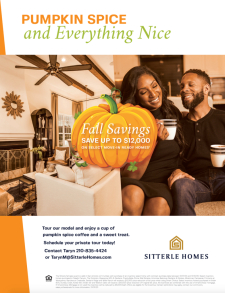 Up to $12K in Savings on Inventory Homes!