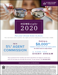 Up to 5% Agent Commission and up to $8,000 in Closing Costs on Select Move-In Ready Homes!