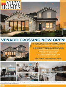 Venado Crossing is Now Open!