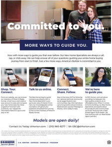 We're Committed to You- Models Open Daily!