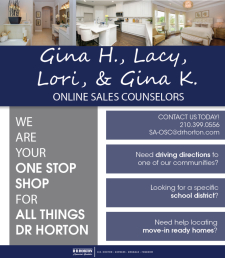 Your One Stop Shop For All Things D.R. Horton