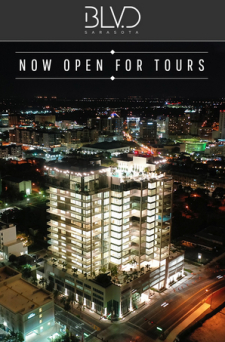 BLVD Sarasota is Now Open for Tours!