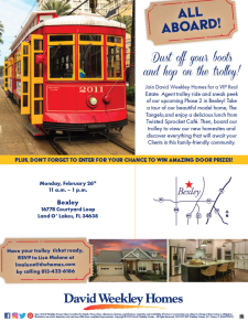 Bexley Phase 2 Trolley Tour!