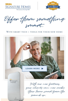 Discover the Neal Signature Smart Home