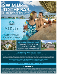 Join us for an Exclusive VIP Tour of Medley at Mirada