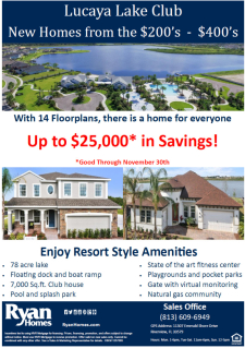 There's a Home For Everyone! Up to $25,000* in Savings!