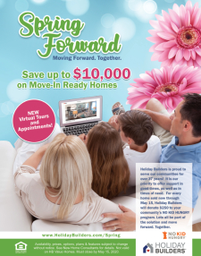 Up To $10,000 in Savings & Now Offering Virtual Tours & Appointments!