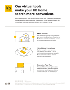 Make your KB Home search more convenient