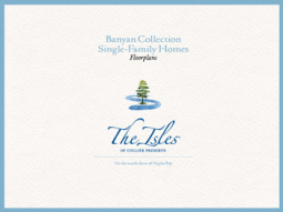 Isles of Collier Preserve Single-Family Floorplans – Banyan Collection
