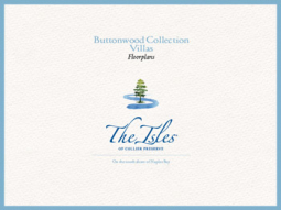 Isles of Collier Preserve Villas Floorplans – Buttonwood Collection